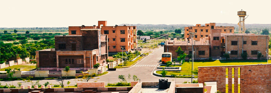NIFT (National Institute of Fashion Technology), Jodhpur Image