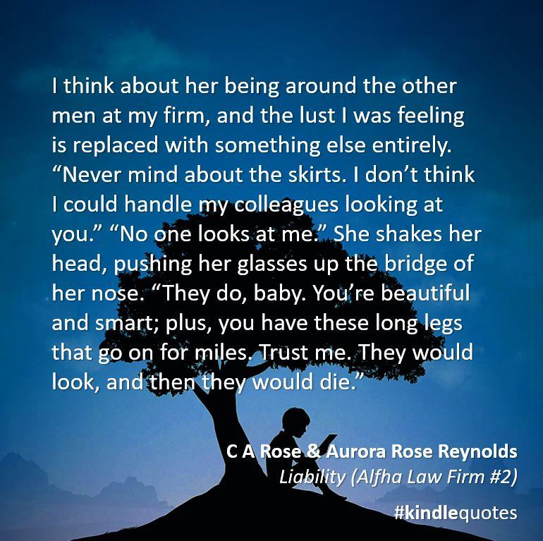 Book quote CA Rose