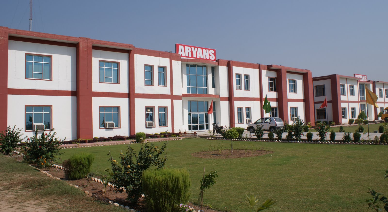 Aryans Institute of Management and Technology, Banur