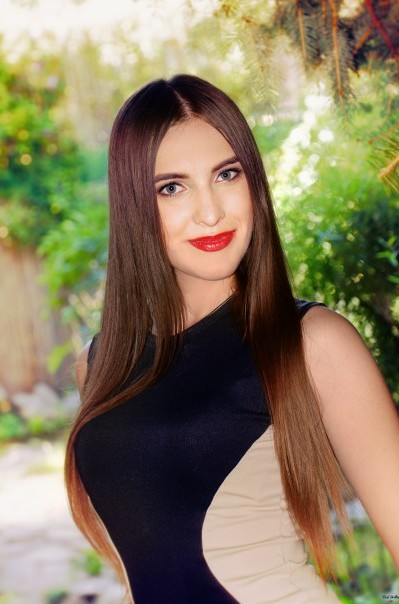 Profile photo Ukrainian bride Angelina