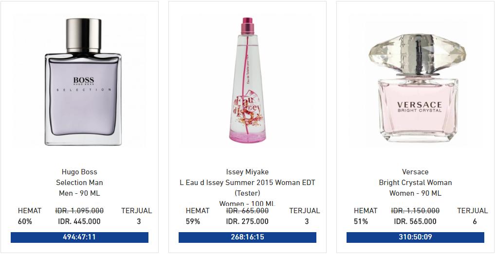 Produk Deal Parfum