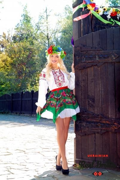 Photo gallery №14 Ukrainian lady Irina