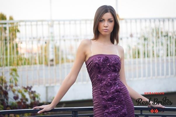 Photo gallery №5 Ukrainian bride Alexandra