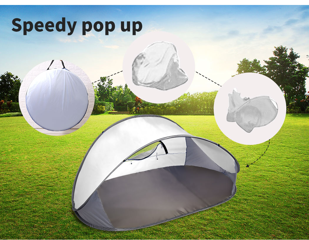Mountvie-Pop-Up-Tent-Camping-Beach-Tents-4-Person-Portable-Hiking-Shade-Shelter thumbnail 27