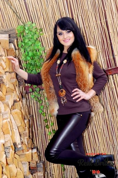 Photo gallery №1 Ukrainian bride Yanina