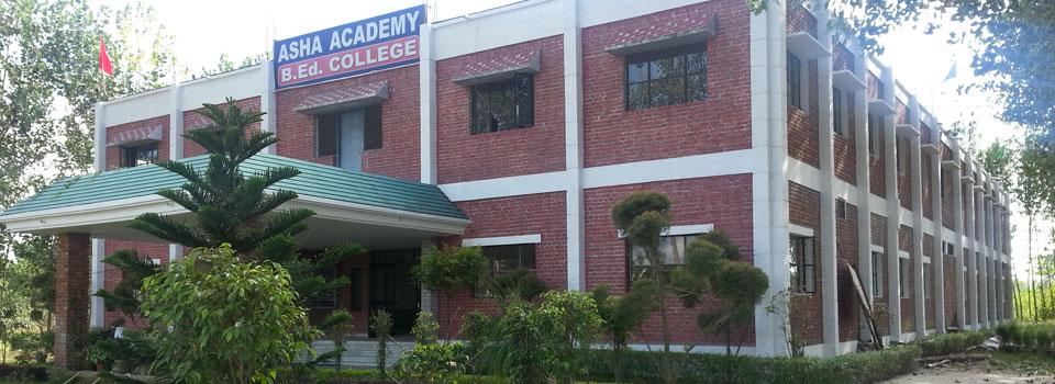 Asha Academy, Roorkee