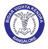B.V.K.'s Shradha School of Nursing