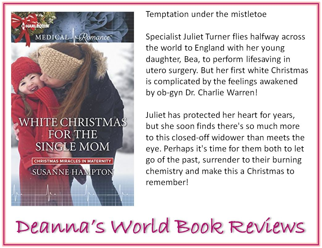 White Christmas for the Single Mum by Susanne Hampton blurb