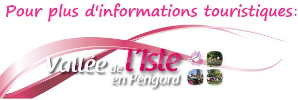 Tourisme Vallée de l'Isle en Périgord