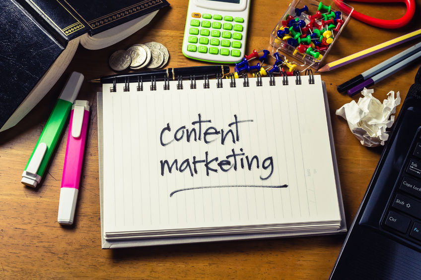 Guide to Content Marketing Part 2 [Infographic]
