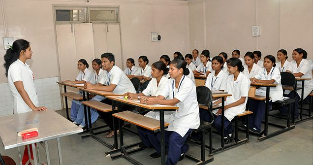 Namco College of nursing and research Institute, Nashik Image