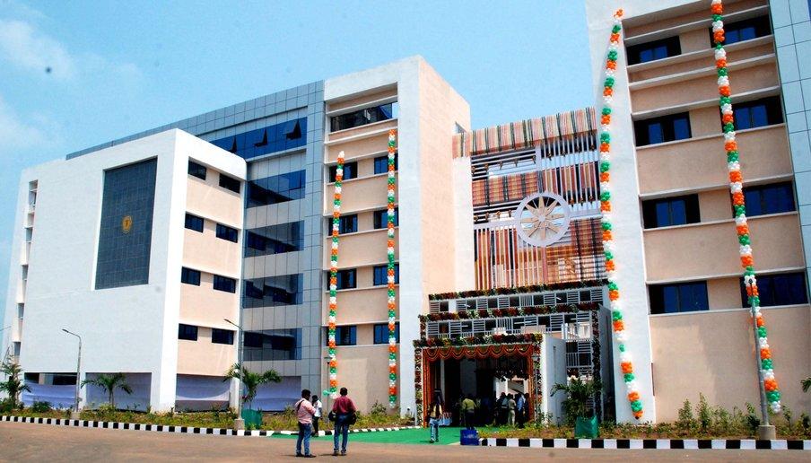 Pandit Raghunath Murmu Medical College