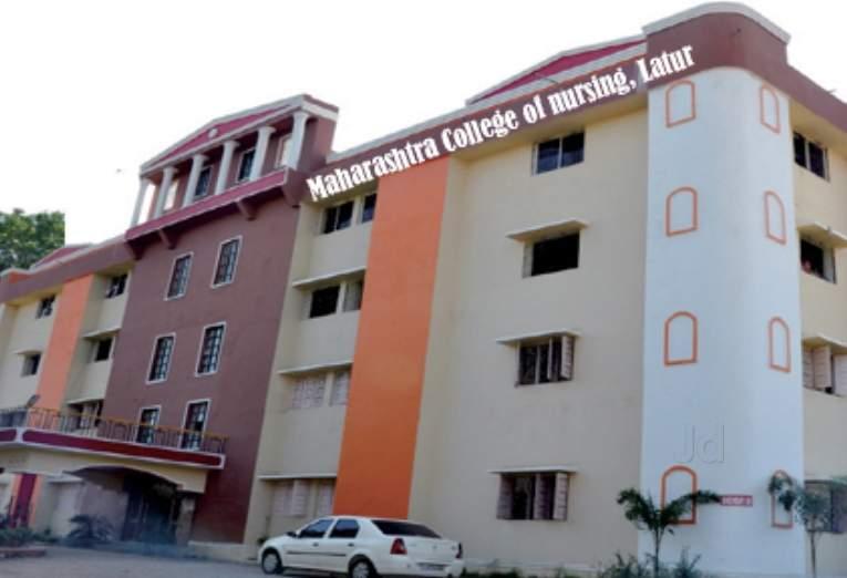 Maharashtra College Of Nursing, Latur Image