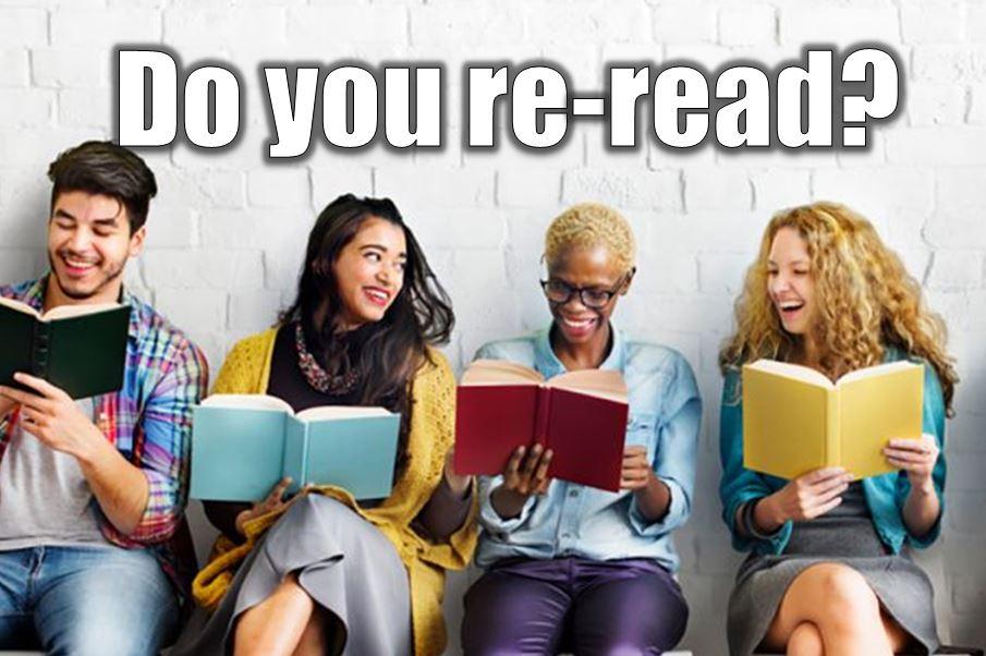 Do you re-read