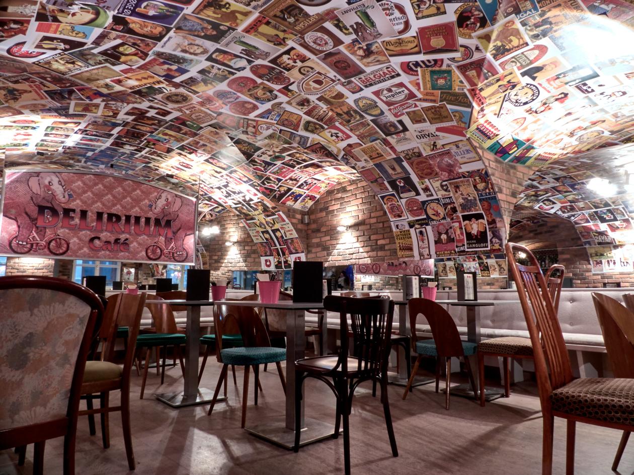 Café Delirium Viena
