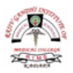 Rajiv Gandhi Institute of Medical Sciences, kadapa