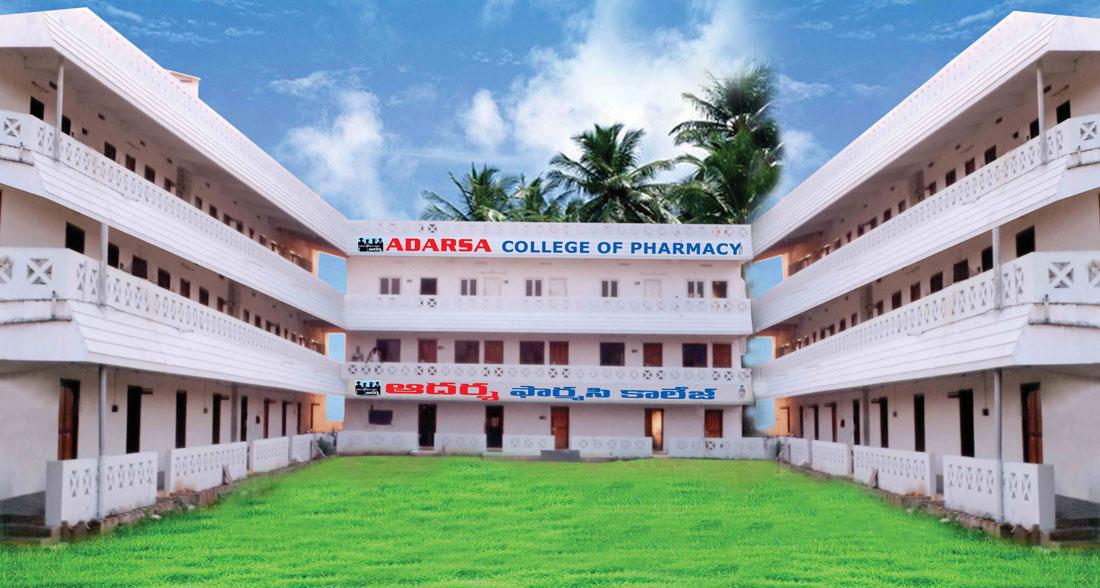 Adarsa College of Pharmacy, East Godavari Dist.