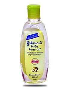 Johnson's Baby Hair Oil 100 ml