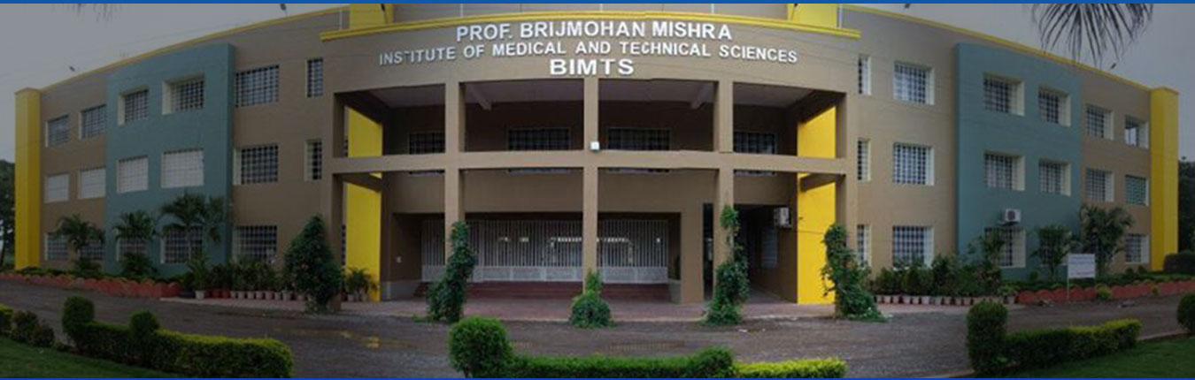 B I M T S College Of Nursing