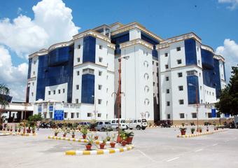 Dr Ram Manohar Lohia Institute of Medical Sciences Image