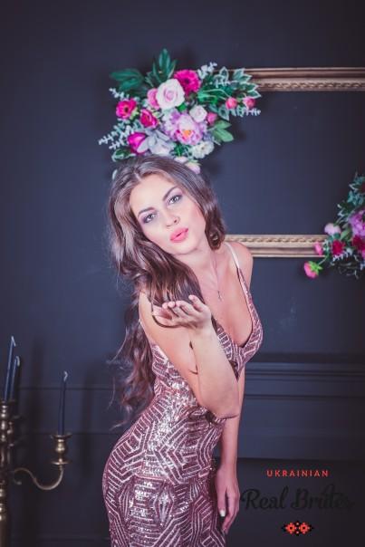 Photo gallery №6 Ukrainian bride Diana