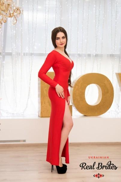 Photo gallery №3 Ukrainian bride Victoria
