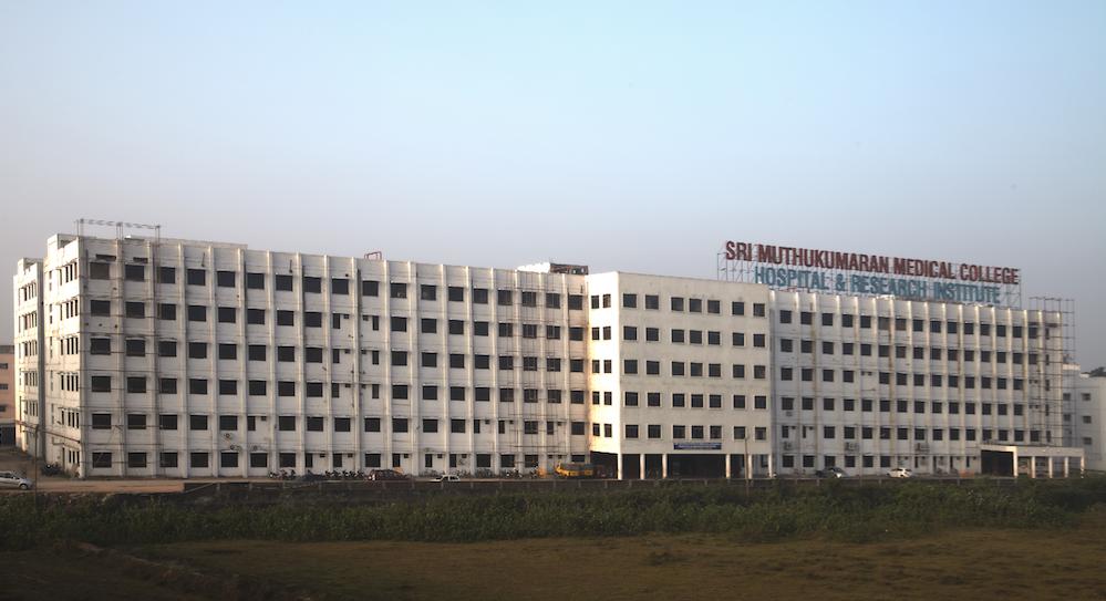 Sri Muthukumaran Medical College,Chennai Image