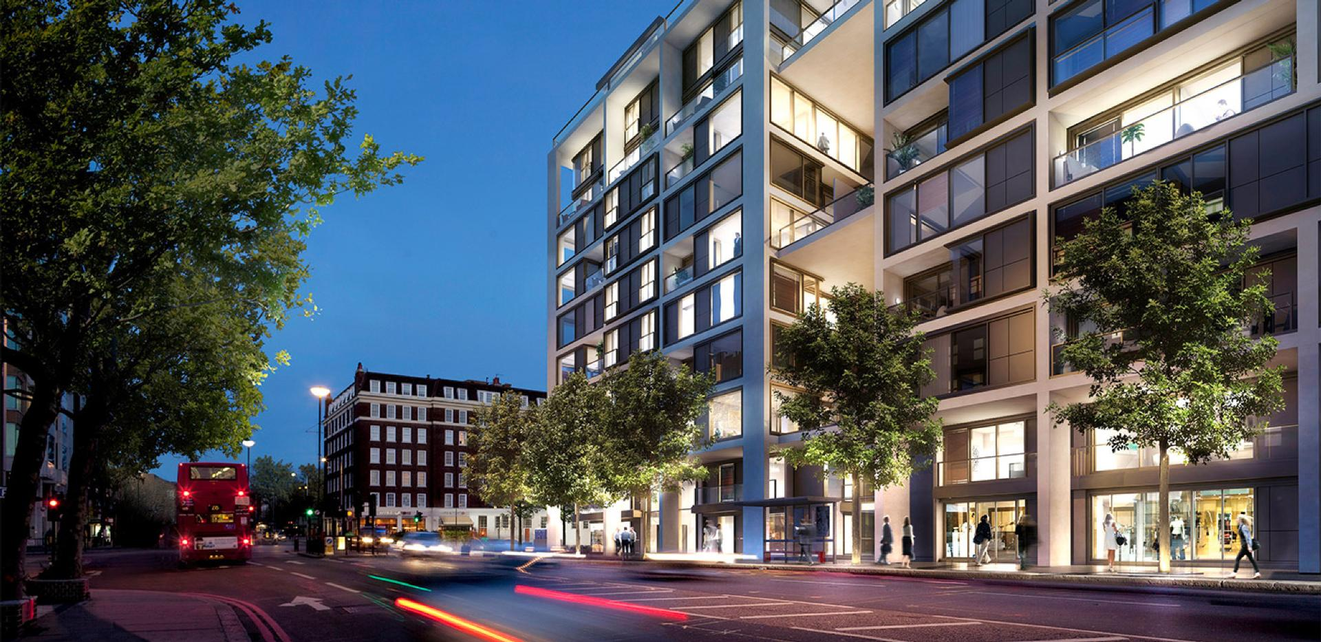Apartments For Sale In 375 Kensington High Street