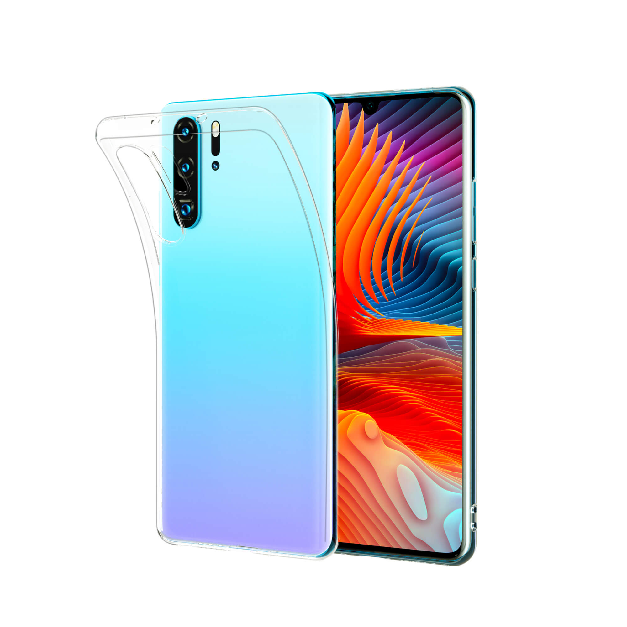 Clear-Gel-Case-For-Huawei-P30-Pro-P20-Mate-20-Lite-Tempered-Glass-Screen-Cover thumbnail 106
