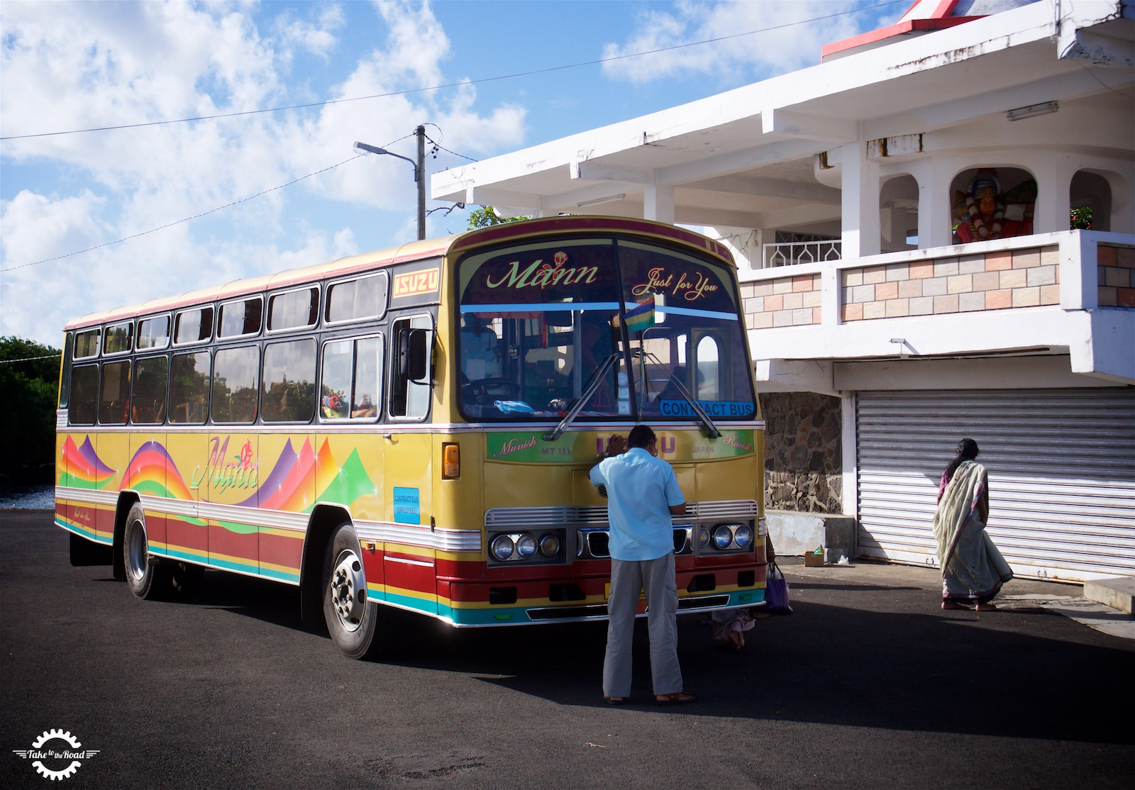 Take to the Road Special Feature Classic Cars of Mauritius