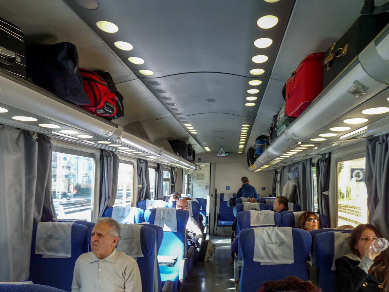 Tren Intercity