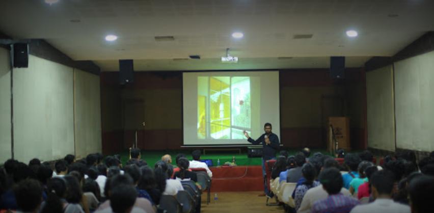 Environment Architecture and Design (SRM SEAD) Chennai