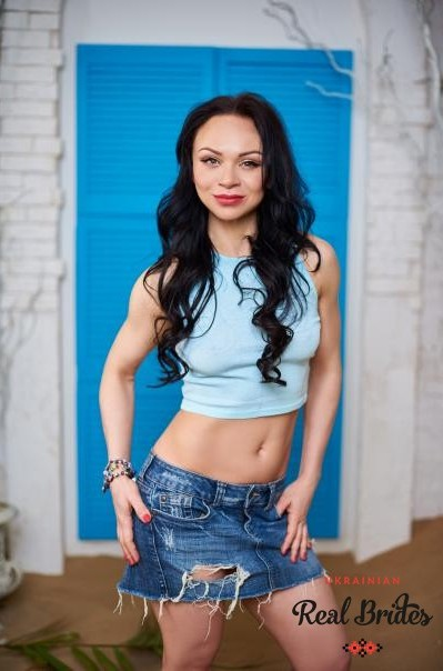 Profile photo Ukrainian lady Aleksandra