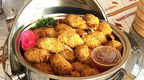 黃金香酥蟹肉鉗