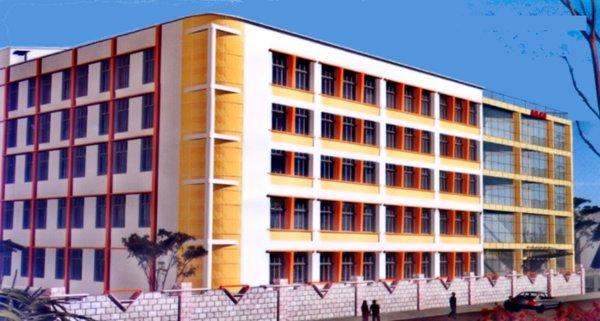 AECS Maruthi College of Nursing Image