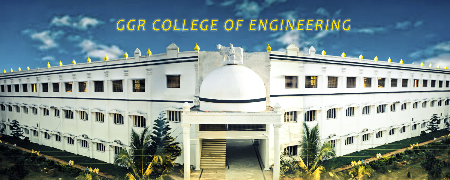 GGR  College of Engineering, Vellore