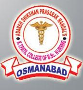 K T Patil College of BSc Nursing and School Of Nursing, Osmanabad