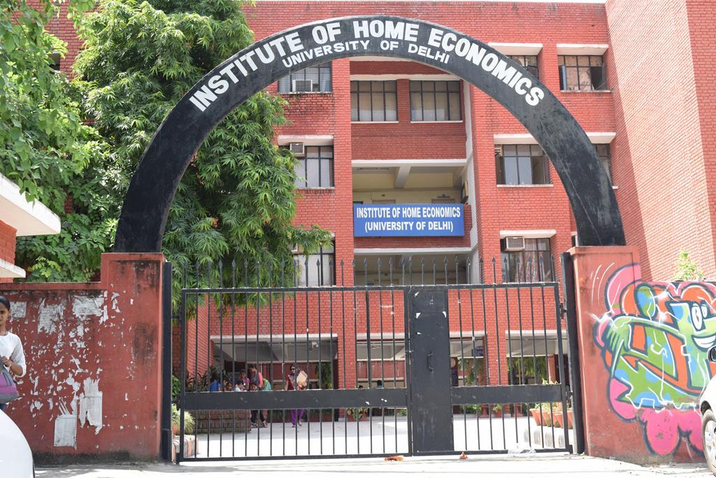 Institute of Home Economics, New Delhi Image