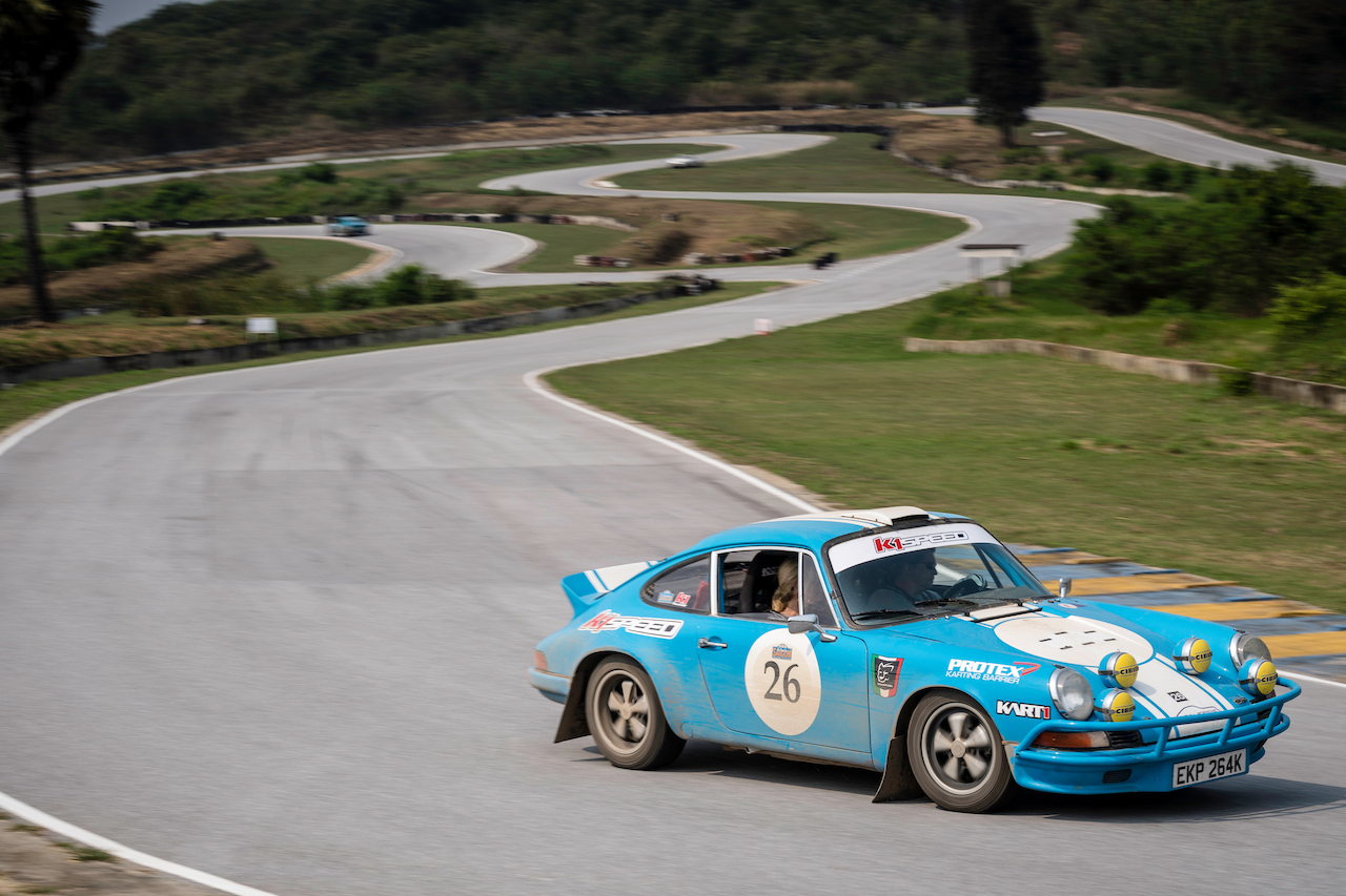 Rally the Globe Counts Down to Carrera Iberia Debut