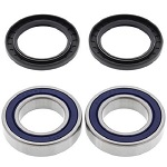 Rear Axle Wheel Bearings and Seals Kit Polaris Scrambler 250 1985 1986