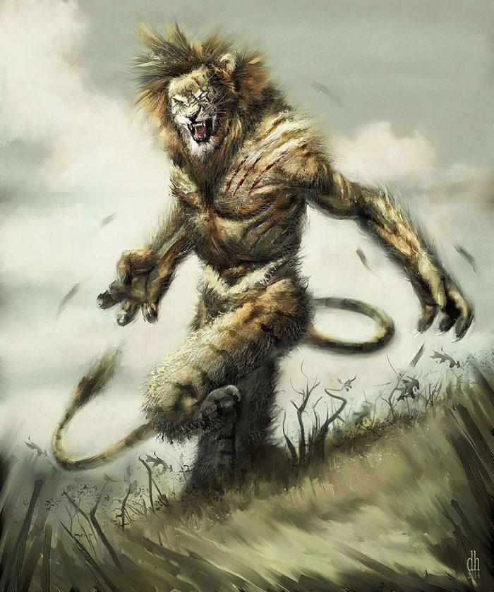Leo Monster