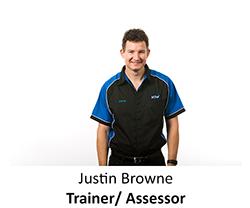 Justin Browne