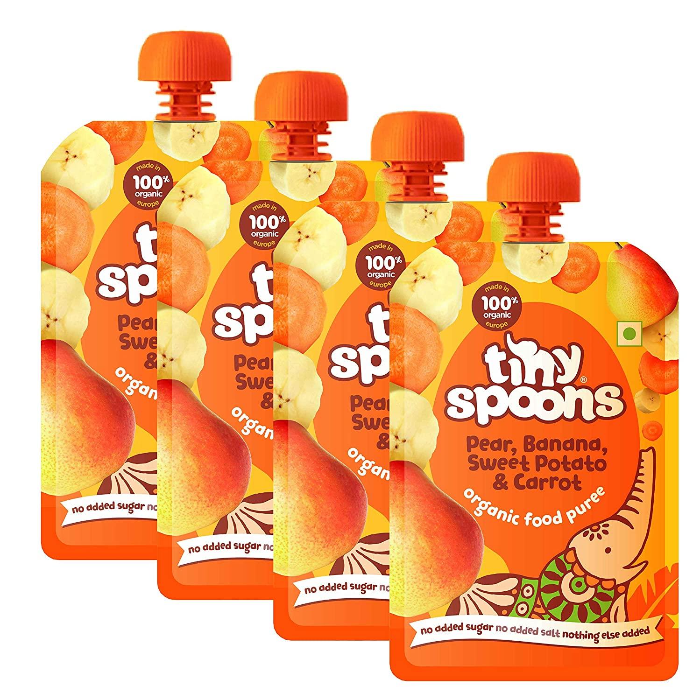 Tiny Spoons