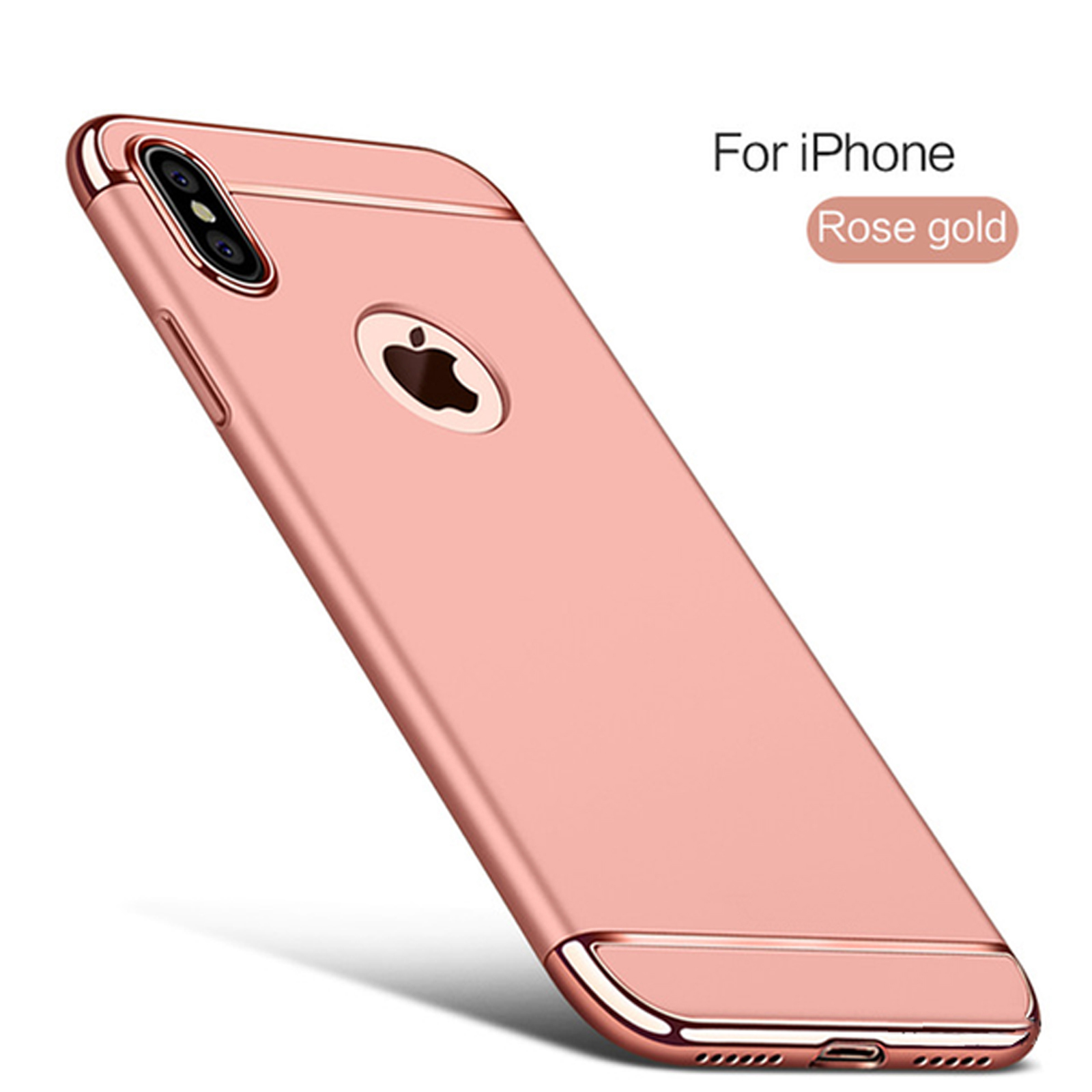 thumbnail 51 - Luxury Matte Case Tempered Glass Cover For Apple iPhone X XS XR Max 10 8 7 6s 6