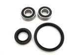 Front Wheel Bearings and Seals Kawasaki KLX650R 1993-1996
