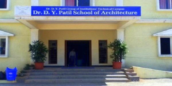Ajeenkya D.Y. Patil University, School of Architecture, Pune
