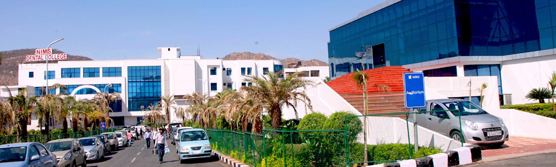 NIMS Dental College, Jaipur Image