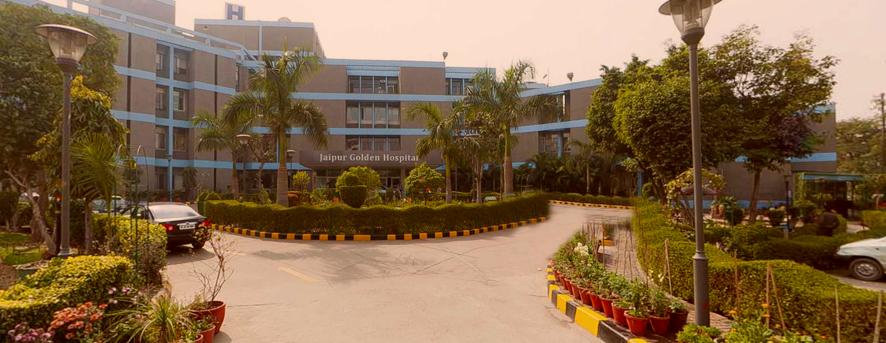 Jaipur Golden Hospital Image