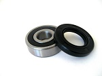 Front Wheel Bearings and Seals Kit Yamaha XVS650 V-Star 2003-2009