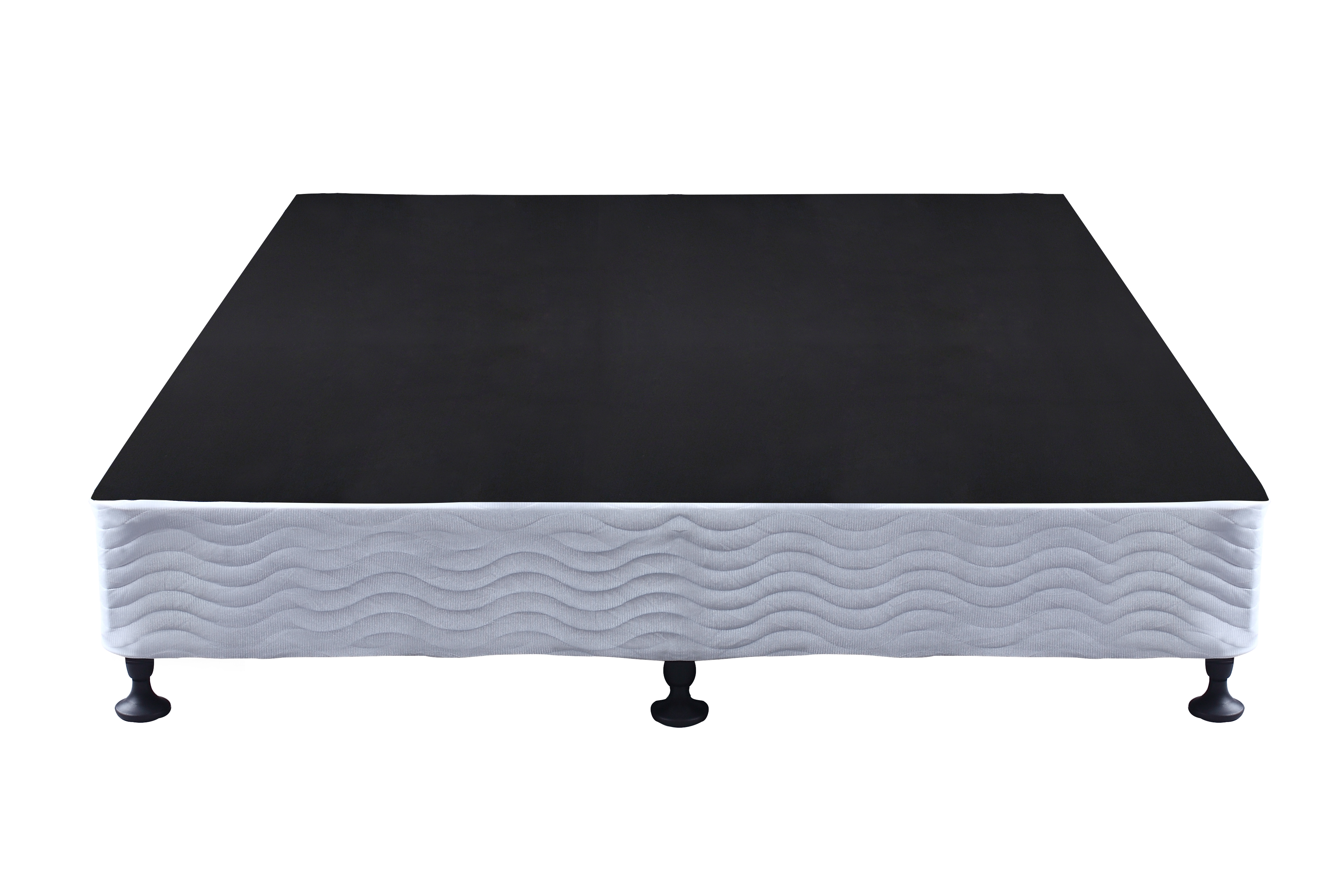 Steel Frame Box Spring For Full Size Bed, Mattress Box